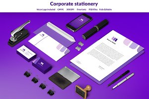 Source Media - Stationery & Branding