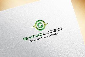 Sync Logo Template