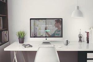 Genius - Minimal HTML Template