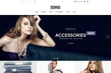 Serwus Responsive OpenCart Theme by Giao Trinh in OpenCart