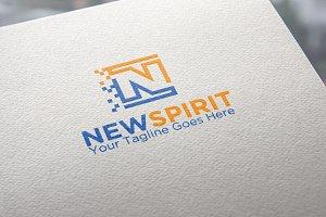 Letter N | Logo Template
