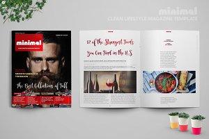 Minimal - Lifestyle Magazine