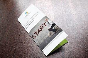 Corobi Tri Fold Brochure Template