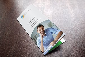 Compat Tri Fold Brochure Template