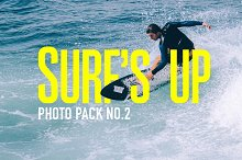 Surf's Up Photo Pack No.2