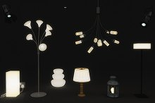 Lamps and Lights by  in Electronics