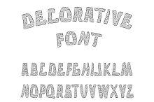 Alphabet. Letter.