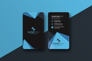 Corporate Business Card #21