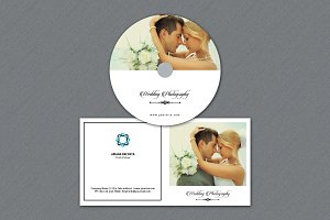 Photographer Disc Label & Cover-v244