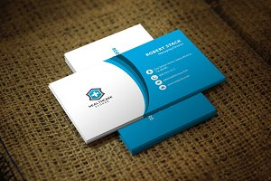 Bunux Business Card Template