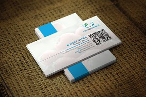 Foodux Business Card Template