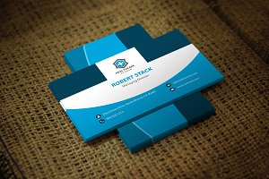 Rockoi Business Card Template