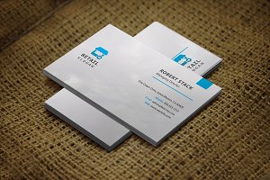 Skyet Business Card Template