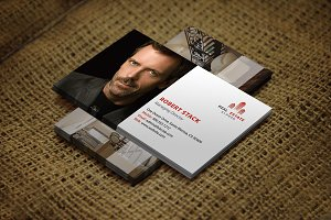 Realux Business Card Template