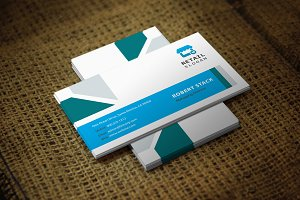 Kolivo Business Card Template