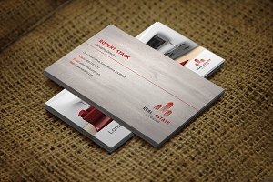 Reallo Business Card Template