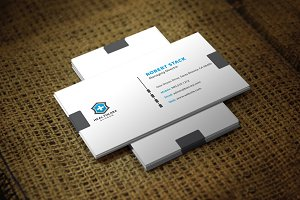 Geenux Business Card Template