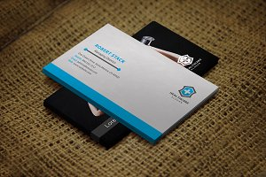 Healtho Business Card Template