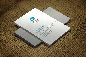 Cleanesh Business Card Template
