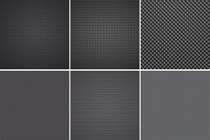 Collection of dark textures.