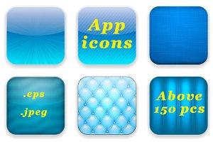 App icons basics - more then 150 pcs