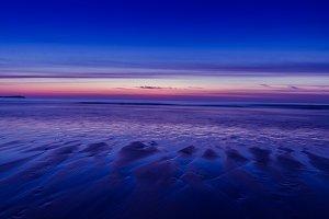 Blue Hour Sunset