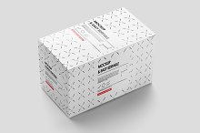 Product Package Box Mock-Up 3