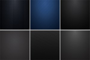 Carbon metallic backgrounds.