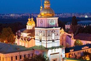 St.Michael's Monastery.Kiev,Ukraine