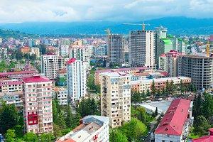 Batumi architecture, Georgia