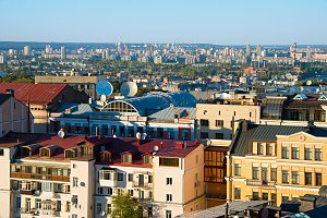 Kiev downtown, Ukraine