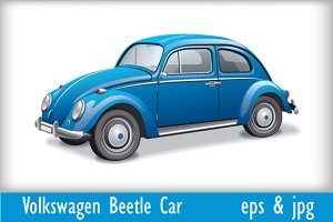 Volkswagen Beetle Car