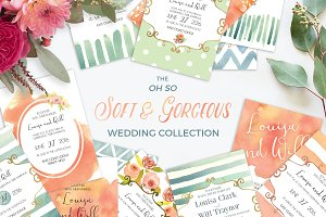 Soft & Gorgeous Wedding Collection