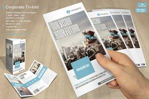 Tri-fold Corporate Vol. 4