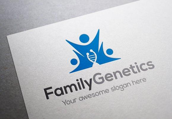 Logo Family Genetics