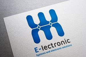 Logo E-lectronic