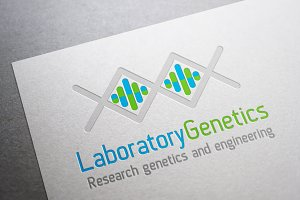 Logo Laboratory Genetics