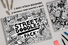 Street Doodles Pack