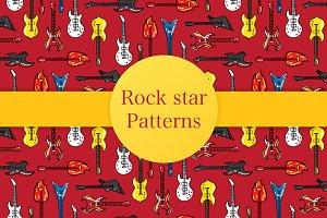 Rock star patterns