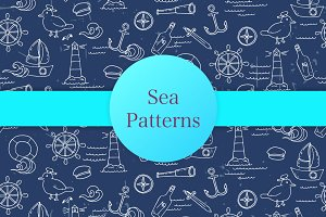 Sea and sailing patterns