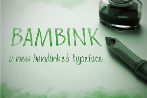 Bambink Condensed