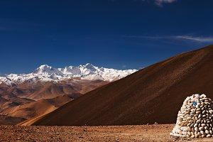 Himalayas panorama