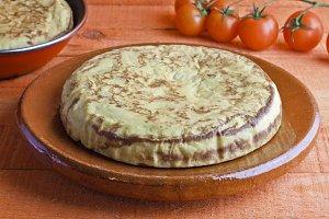 Spanish omelettes