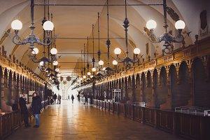 Interior of Passage