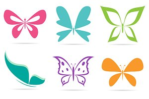 Vector group of butterflies
