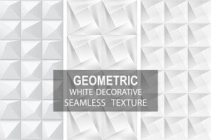 White Decorative Textures.