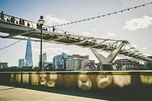 iseeyouphoto millenium bridge