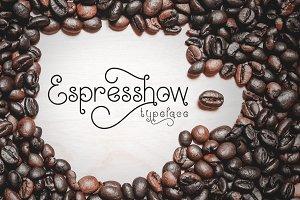 Espresshow + Swashes