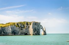 Cliffs of Etretat