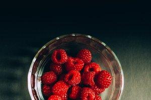 Raspberry overhead